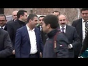 Премьер-министр принял участие в церемонии открытия нового завода по переработке алмазов