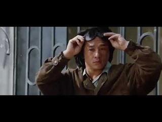 Сцена с мотоциклом эндуро  из фильма Доспехи бога 2 с Джеки Чаном. Лучшие сцены из фильмов с мото.