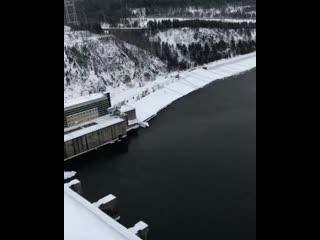 Евгений Касперский на Красноярской ГЭС 🎥 Инстаграм e_kaspersky