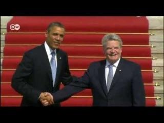 Барак Обама - 25 часов в Берлине