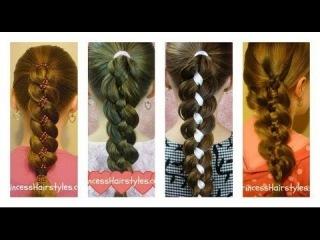 Hair4MyPrincess Hairstyles and Braiding Tutorials, Channel Trailer
