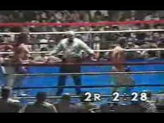 Мики Рурк бокс 1
