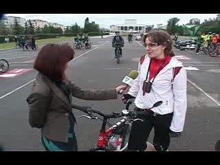 19 июня 2010 ТК Ветта Велопробег Пермь - Краснокамск, посвященный Дням молодежи в Пермском крае