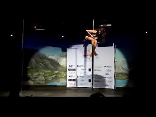 Zoraya Judd Pole Dance World Championship 2010