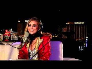 Carmen Electra Interview From The Hustler Club Las Vegas