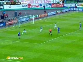 УПЛ 2010/11. 28 тур. Карпаты - Динамо 1:2 Обзор матча