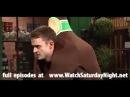 Justin Timberlake Feat. Lady Gaga on SNL Liquorville
