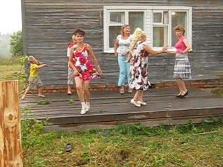 Новоселье Хмелевских на Смольянке 2010 г