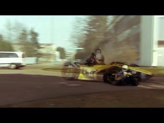 KA RaceIng KIT13c KIT13e Doppelrollout Intro Enthüllung FSAE