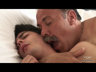 Tld daddy seduced by young hunk