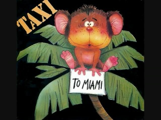 Taxi - To Miami (Robyx 1161)