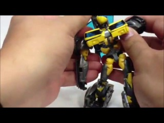 Игрушки Трансформеры Бамблбии - Transformers Prime Delux: Bumblebee Shadow Strike