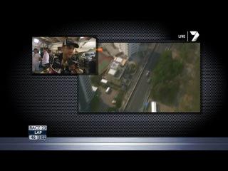 V8 Supercars 2012. Этап 12 - Голд-Кост. Вторая гонка