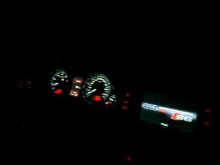 AudiS6 vs turboTAZ
