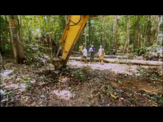 Бамазонка Золотоискатели 4 серия 1 сезон 2012