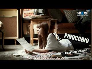 VietsubFMVJUNIEL-Pinocchio (1st Full Japanese Album) BOICE Team