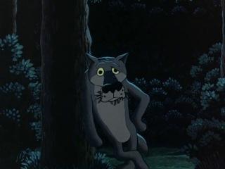 Жил-был пёс (1982) - ДА ВОТ ПТИЧКУ ЗАХОТЕЛОСЬ :)