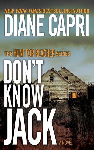 Hunt For Reacher #1 (by Diane Capri)