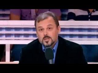 """""""Русские не славяне...75% Угро-Фины 25% Татары.."""" вот эта мерзость в СМИ забыла как русское РНЕ брало телецентр и зачищало их!"""