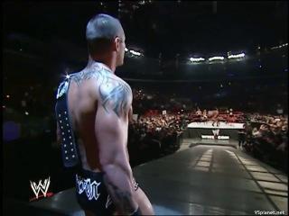 Evolution Reunion: Triple H, Batista, Ric Flair, Randy Orton - RAW