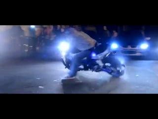 Мото-экстрим Стант-райдинг Трюки на мотоциклах ()