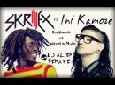Skrillex vs Ini Kamoze- Ruffneck vs World a Reggae Music (Remake)