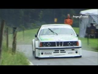 Great BMW 635 CSI GR. 2 at Hillclimb! Pure Sounds! Jürg Dürig Gurnigel 2011