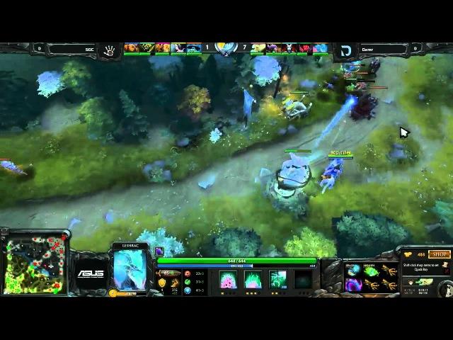 [SLTV StarSeries Dota2] SGC vs. Darer (21.05.2012)