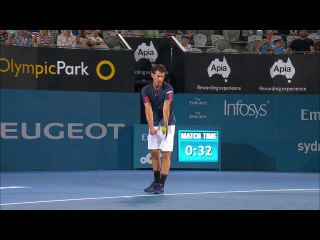 ATP Highlights Day 4 | Apia International Sydney 2017