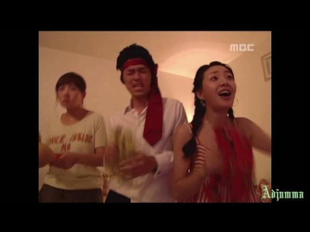 Чжи Сон, Со Чжи Соп, Пак Бо Гом, Ли Чон Сок, Ким У Бин, Ким Хён Чжун, Рейн и др. - Танцуют все!