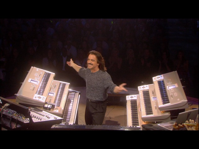 Yanni For All Seasons 1080p From the Master Yanni Live The Concert Event