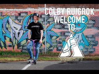 Colby Ruigrok |  Welcome To Fasen Scooters