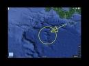 Допотопная цивилизация на дне океана. Артефакты Гугл карт!