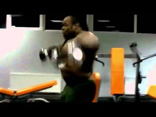 Bodybuilding Motivation - Kai Greene Pt. 1