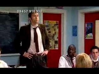 Comic Relief - Catherine Tate & David Tennant