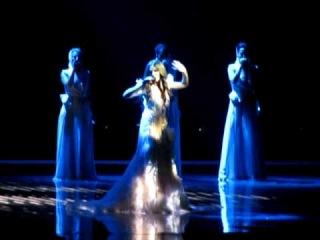 ESCKAZ live in Baku Sabina Babayeva - When The Music Dies 1st dress rehearsal final