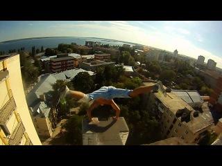 AlexandeR RusinoV / Handstand / Эпизод 2