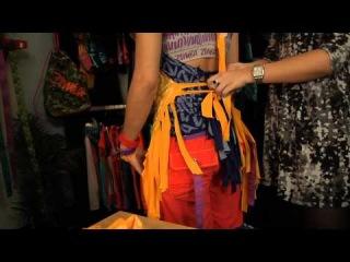 Zumba® wear: Как перекроить майку  - Promo#49