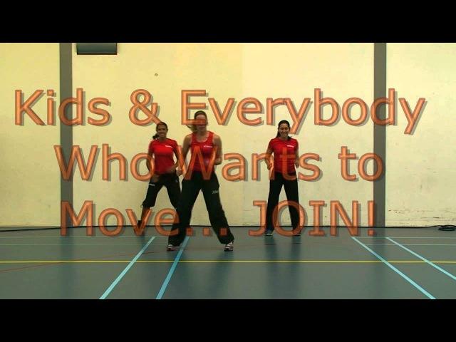 UM SPORT INKOM Flashmob 2011 - Instruction Video