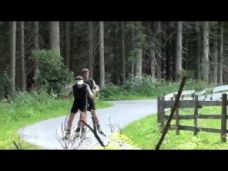 French XC Ski Team - Ramsau 2011 Partie 3
