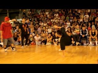 Predatorz crew vs Bandits crew+Cima&Renato (HHC 2012 Italy)