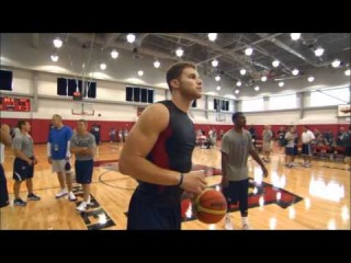 Blake Griffin and Kyrie Irving Goes Off @ USAB