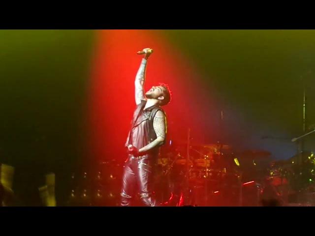 Queen Adam Lambert - I Want It All Part 2 04/11/2017 Budapest