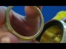 трубы ПНД и латунные фитинги