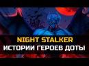 История Dota 2 Night Stalker Balanar Найт Сталкер