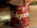 Folgers Coffee Commercial 1996 The Best Part of Waking Up