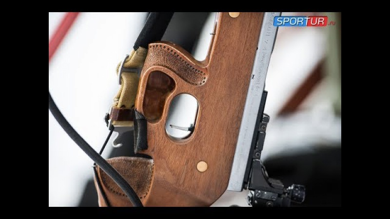 Ижевская винтовка-2017. Спринт 10 км (мужчины) 22.12.17