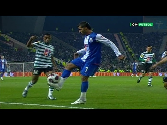 Ricardo Quaresma Vs Sporting CP (H) (17/3/2007) HD