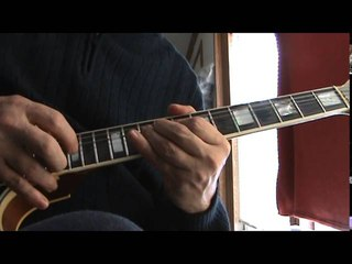 Lead solo to great backing track/rock solo