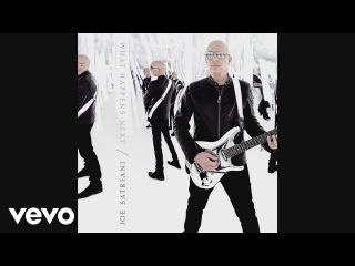 Joe Satriani - Thunder High On The Mountain (Audio) (Pseudo Video)